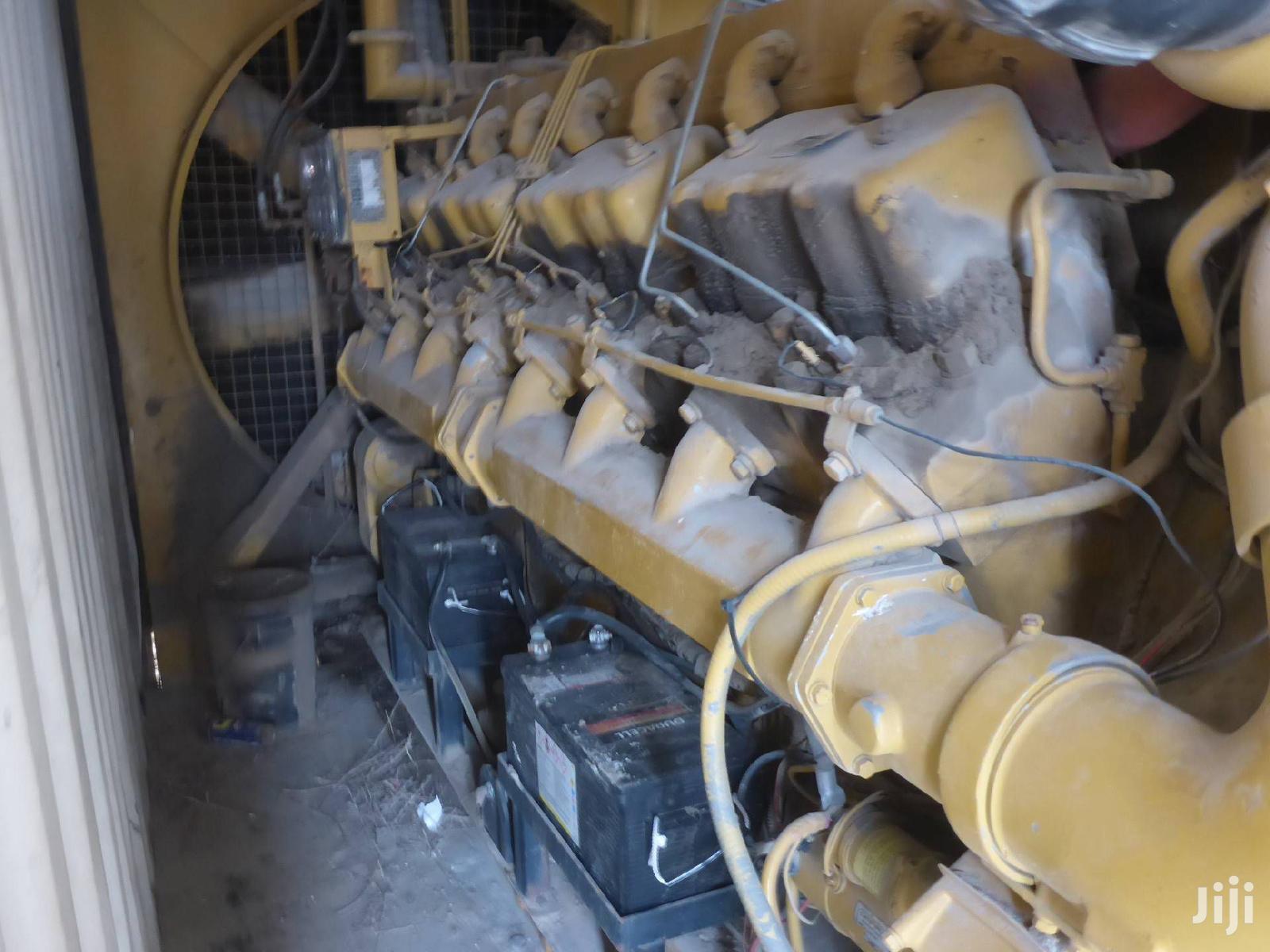 Caterpillar Generator 1000 KVA Sound Prove | Electrical Equipment for sale in Surulere, Lagos State, Nigeria