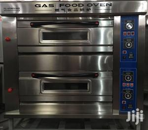 Quality 2deck 4 Tray Oven | Industrial Ovens for sale in Lagos State, Ojo