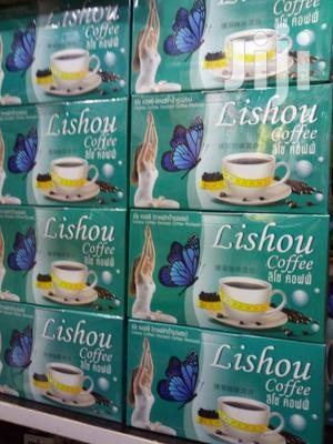 LISHOU Slimming Coffee(STRONG VARIANT) 15 Sachets/Can | Vitamins & Supplements for sale in Lagos State