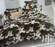 Camouflage Bed Sheets 6 By 6 4 Pillow Cases | Home Accessories for sale in Lagos State, Amuwo-Odofin