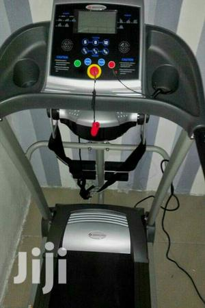 American Fitness Treadmill With Massager   Sports Equipment for sale in Abuja (FCT) State, Wuse