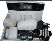 LCD Screen GSM Home Alarm Control Burgary And Security Alarm System   Safety Equipment for sale in Lagos State, Ikeja