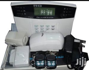 LCD Screen GSM Home Alarm Control Burgary And Security Alarm System   Safetywear & Equipment for sale in Lagos State, Ikeja