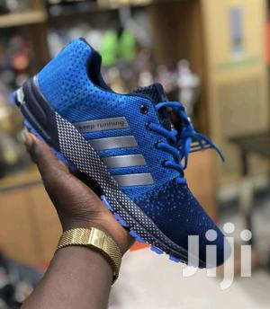 New Adidas Canvas Blue | Shoes for sale in Abuja (FCT) State, Utako