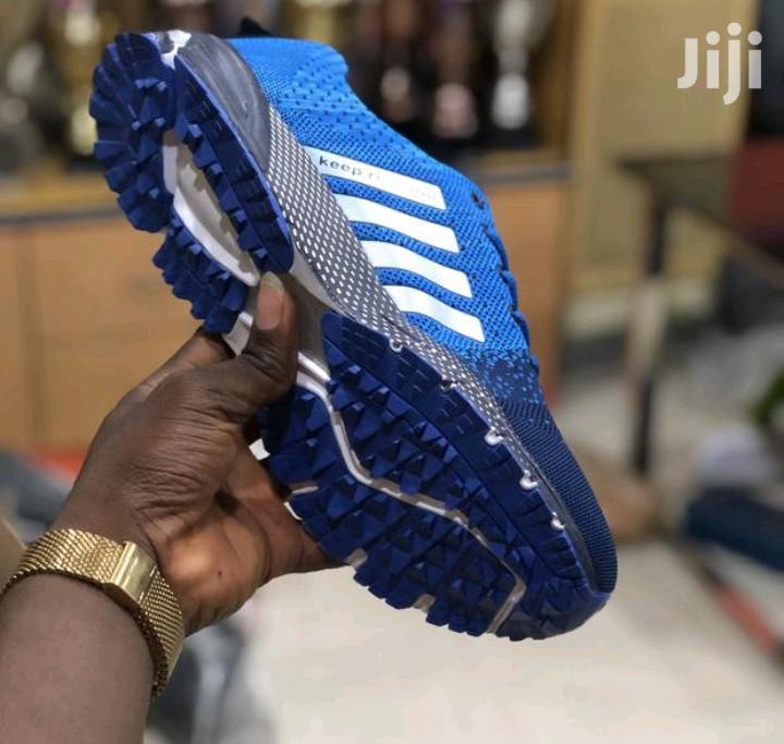 New Adidas Canvas Blue
