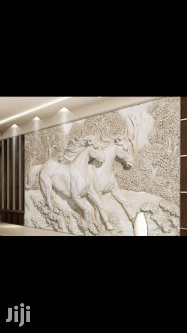 8D Wall Murals | Home Accessories for sale in Port-Harcourt, Rivers State, Nigeria