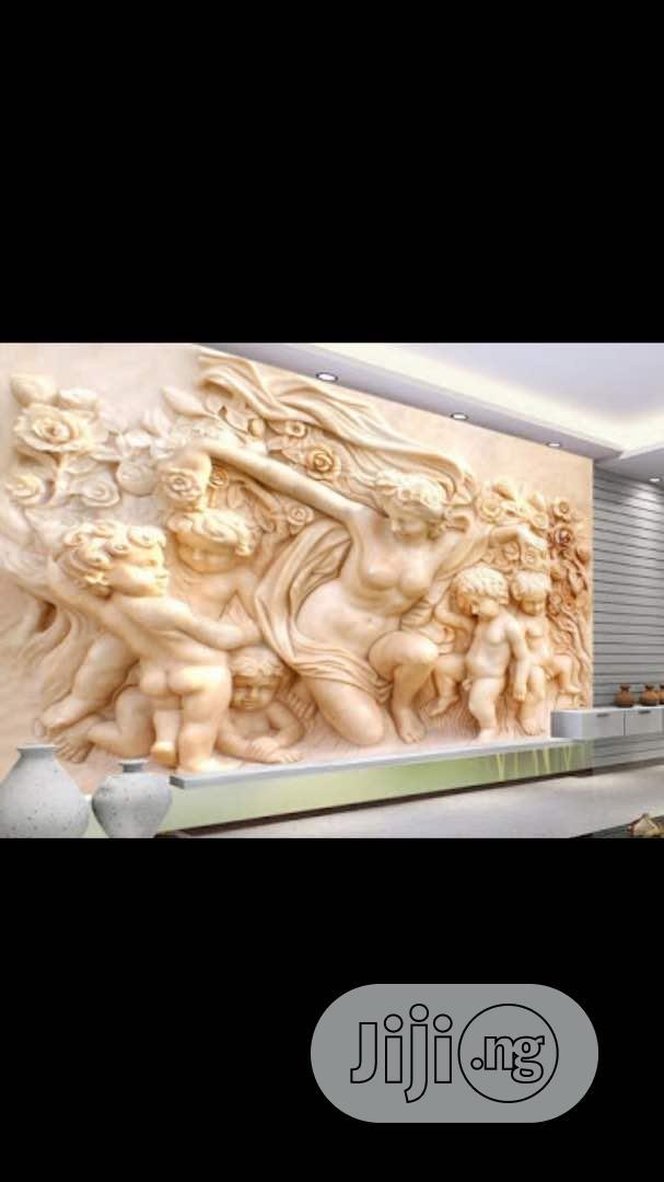 8D Wall Murals