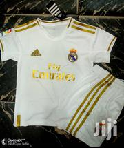 Real Madrid FC 2019/20 Season Children Jersey | Children's Clothing for sale in Edo State, Akoko-Edo