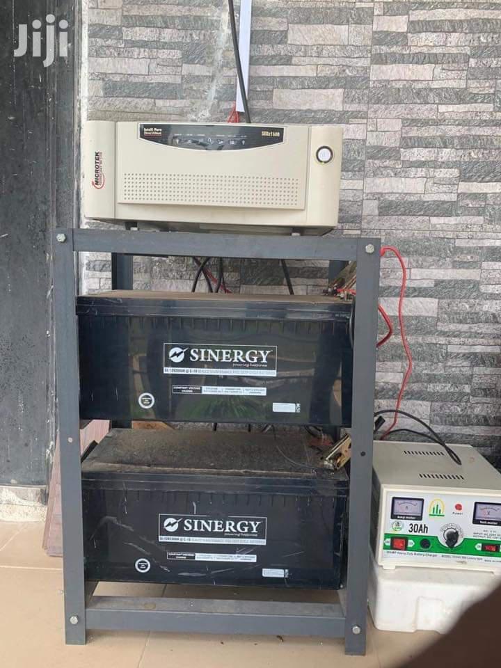 Hybrids Inverter And Solar Panels...