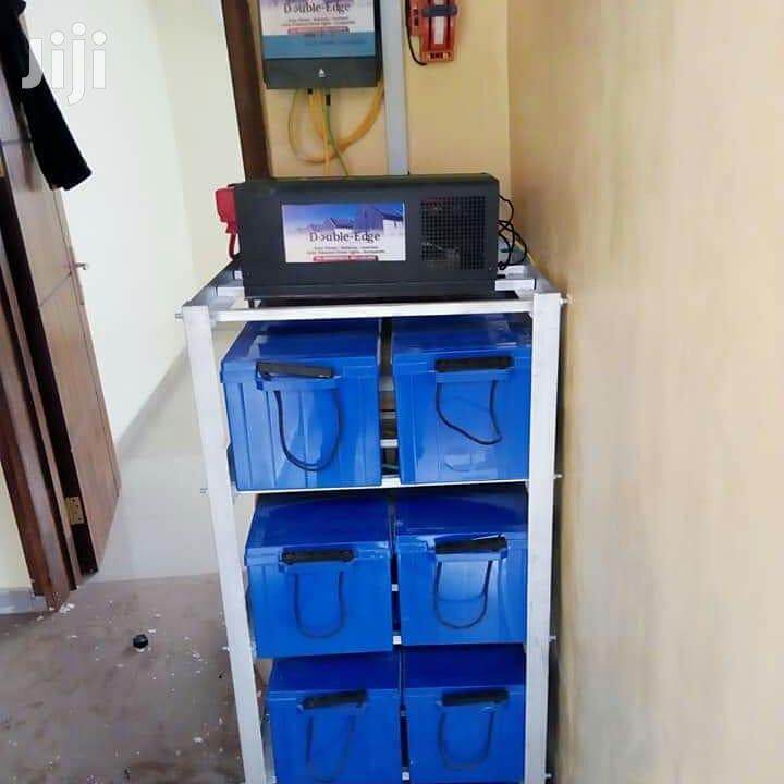 Hybrids Inverter And Solar Panels... | Building & Trades Services for sale in Gwarinpa, Abuja (FCT) State, Nigeria