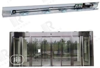 Automatic Controller Sensor Glass Door By Hiphen
