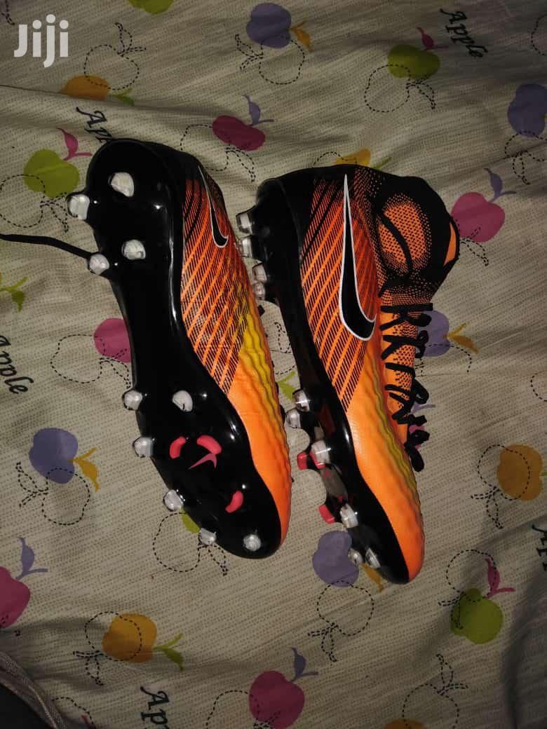 Archive: New Nike Angle Boot