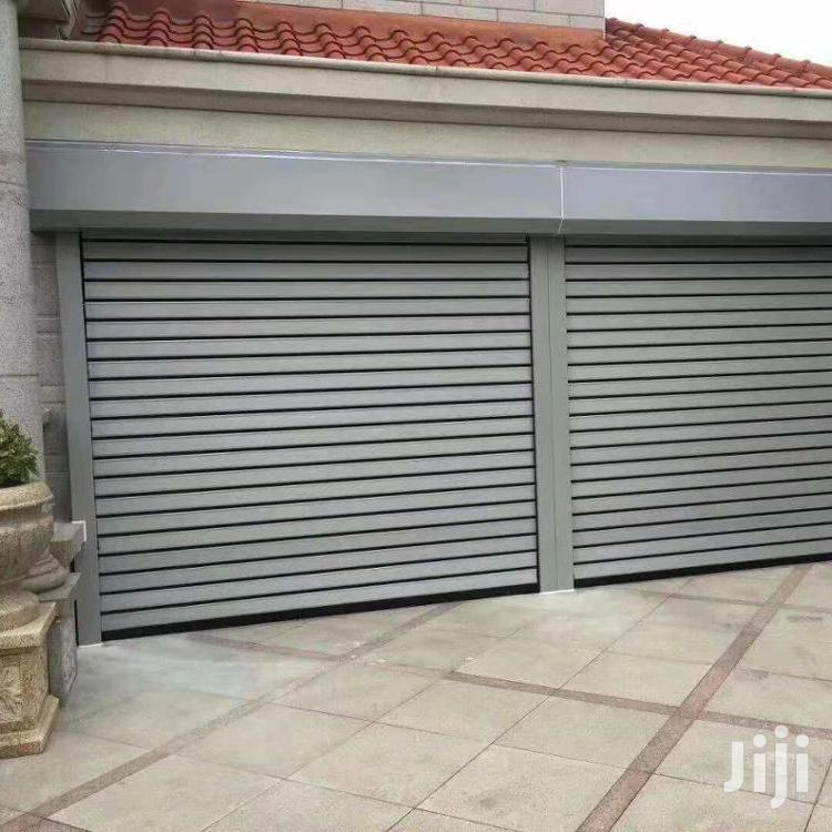 Aluminum Rolling Shutter Door In Abuja