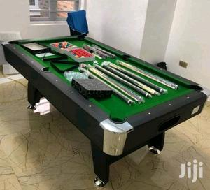 Foreign Snooker Board With Complete Accessories | Sports Equipment for sale in Lagos State