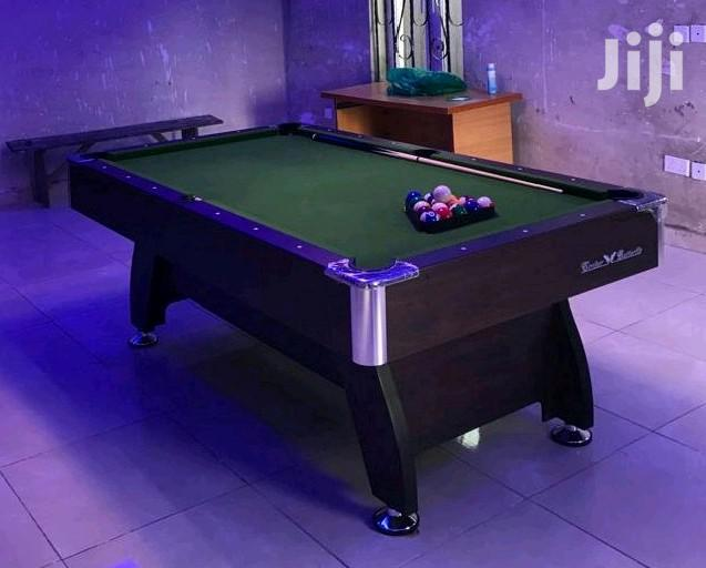 Foreign Snooker Board With Complete Accessories