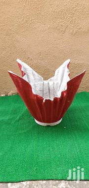 Quality Red Potted Flower Vase For Sale | Home Accessories for sale in Anambra State, Awka