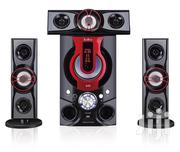 Bosstar Bluetooth Powerful Sound System Black Super Bass | Audio & Music Equipment for sale in Lagos State, Amuwo-Odofin
