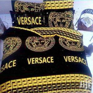 Beautiful and Quality Duvet, Bedsheets With 4 Pillow Cases   Home Accessories for sale in Lagos State, Ikeja