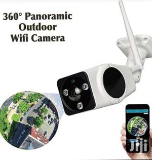 V380 1080P Wifi Mobile Outdoor Panoramic IP Camera | Security & Surveillance for sale in Lagos State, Ikeja