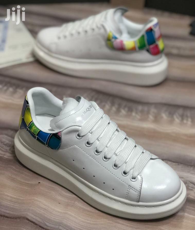 Alexander McQueen Mens Sneakers in