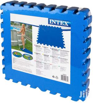 Intex Interlocking Mat For Multi Purpose Uses   Sports Equipment for sale in Rivers State, Port-Harcourt