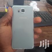 Samsung Galaxy Alpha 32 GB Silver | Mobile Phones for sale in Lagos State, Mushin