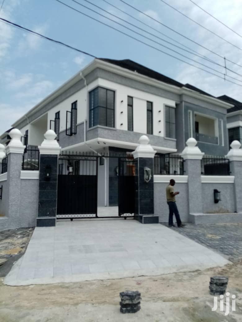 Well Built 5 Bedroom Detached Duplex For Sale At Lekki Phase 1.