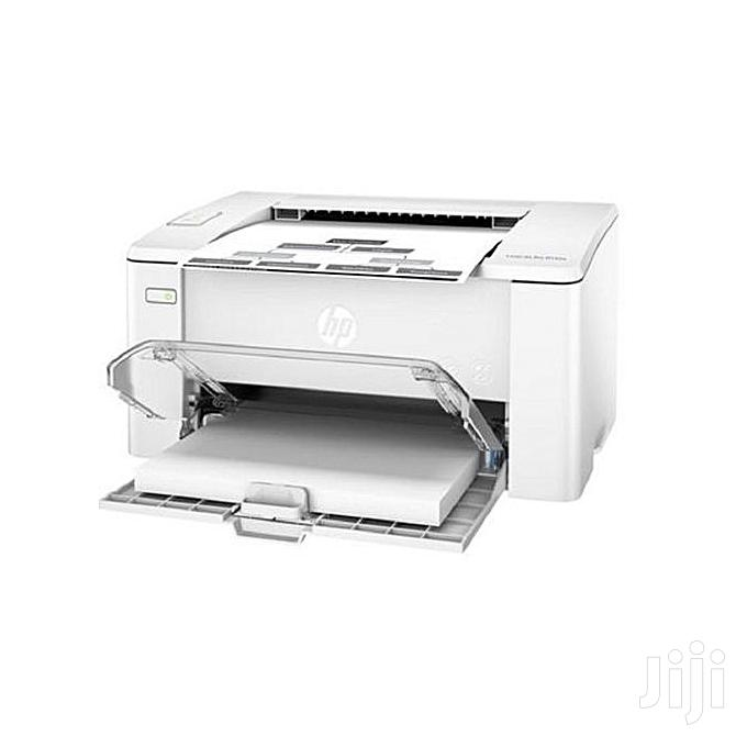 Archive: HP Laserjet Pro M102a Black White Printer