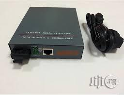 Netlink Media Converter 10/100/1000 | Networking Products for sale in Lagos State, Ikeja