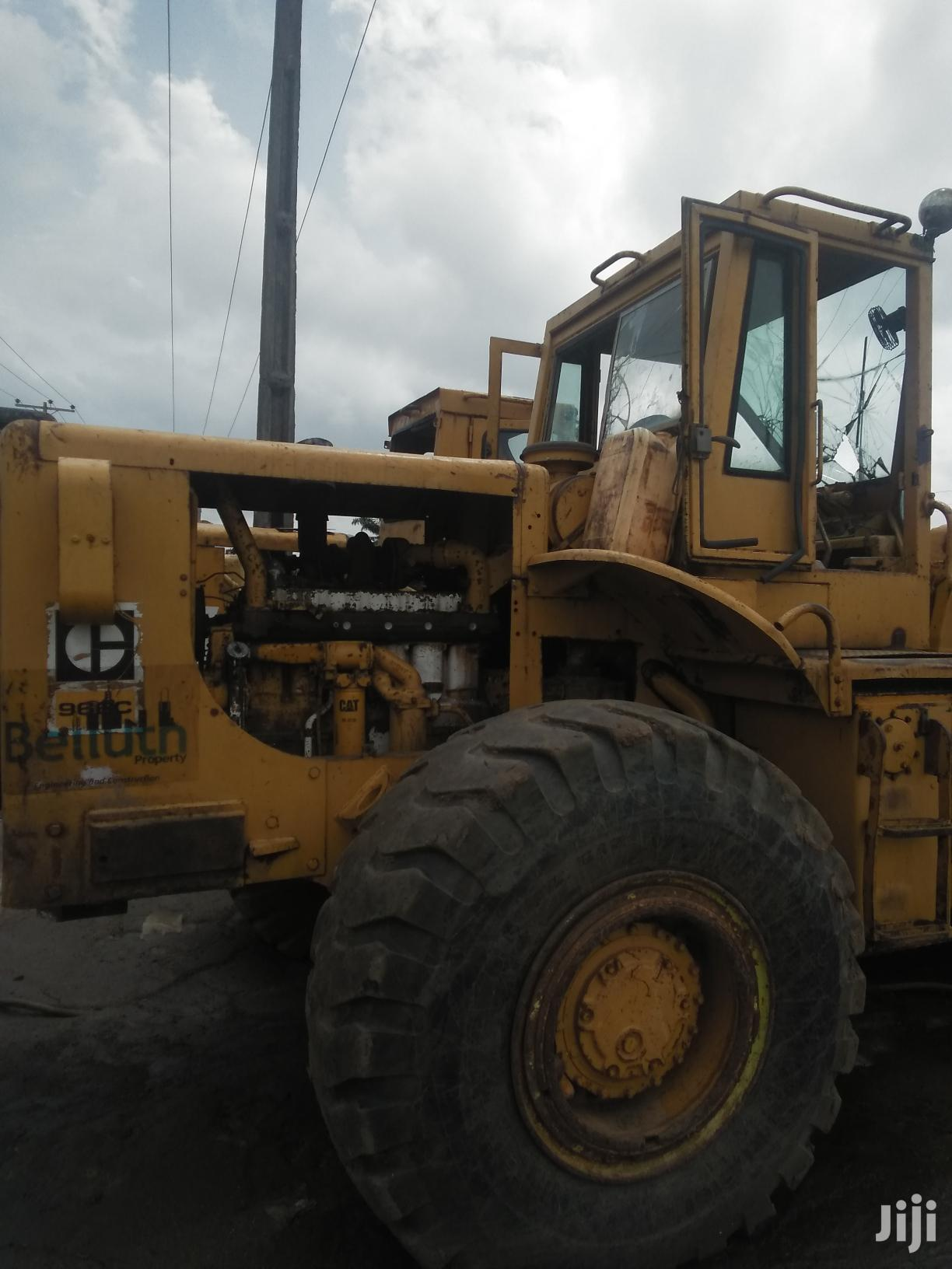 Payloader 966 For Sale | Heavy Equipment for sale in Lagos Island (Eko), Lagos State, Nigeria