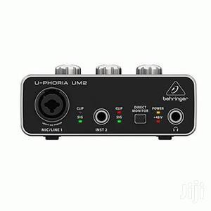 Behringer U-phoria UM2 Audio Interface   Audio & Music Equipment for sale in Lagos State, Ikeja