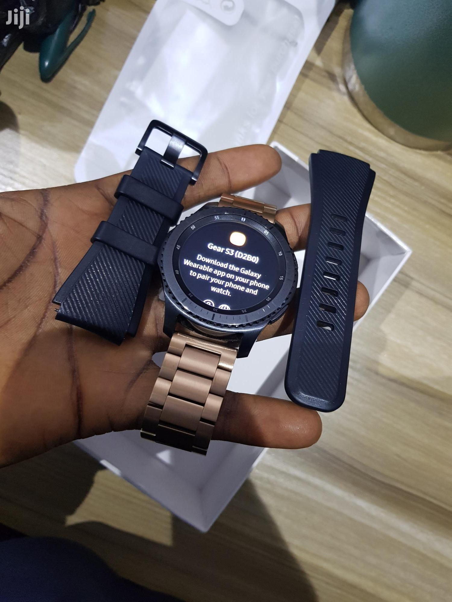 Yankee Used Samsung Galaxy Gear S3 Frontier For Sale