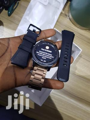 Yankee Used Samsung Galaxy Gear S3 Frontier For Sale | Smart Watches & Trackers for sale in Oyo State, Ibadan
