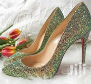Glamour High Heel Cover Shoe   Shoes for sale in Lagos State, Alimosho