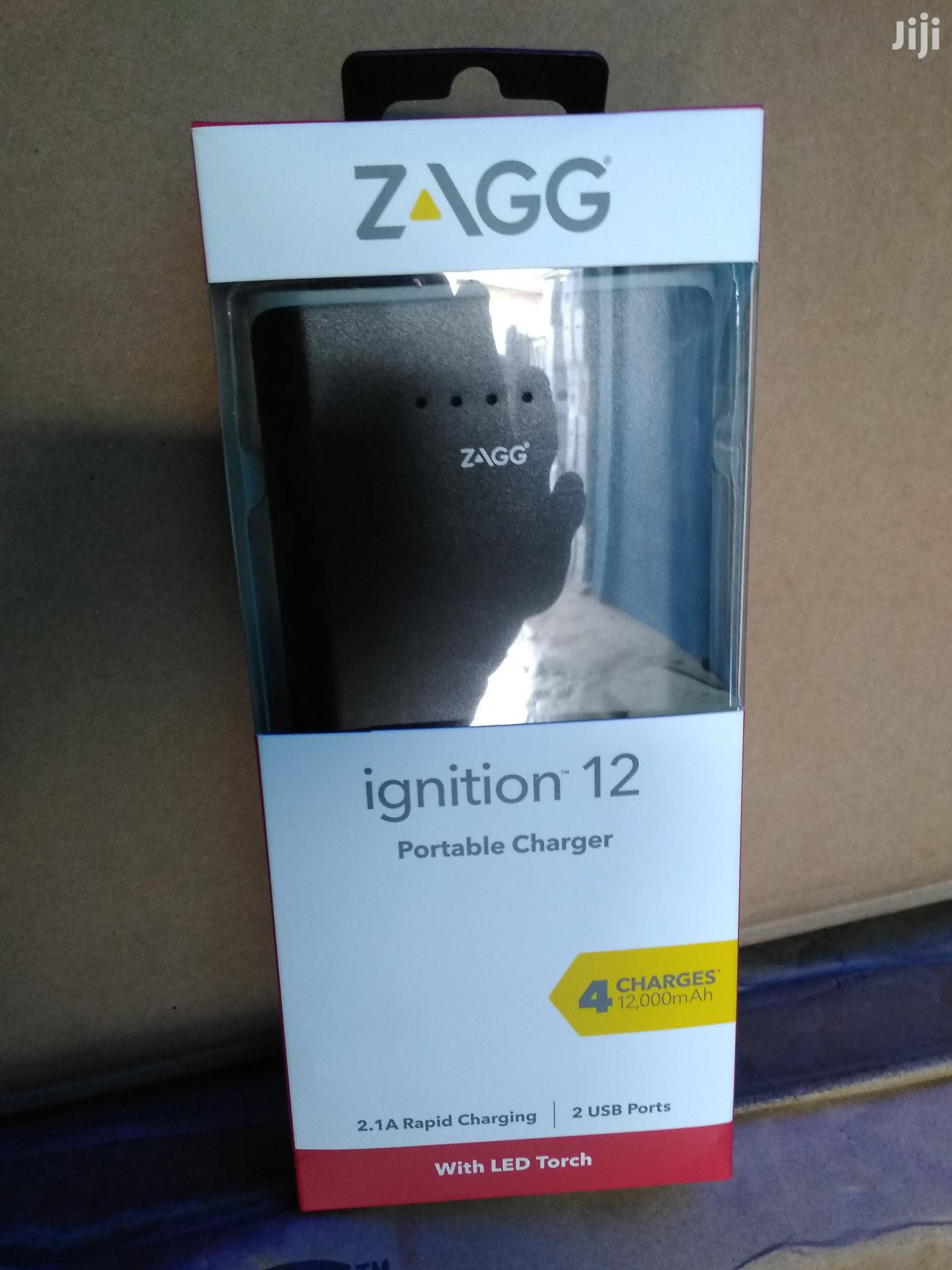 Zagg Power Bank Ignition12 (12000mah)
