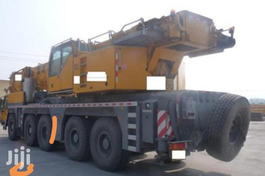 250 Ton Crane Available For Hire