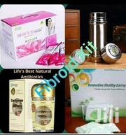 Fibroid Kit (From LONGRICH) | Vitamins & Supplements for sale in Lagos State, Lagos Island