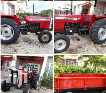 Massey Ferguson MF 375 | Heavy Equipment for sale in Wuse, Abuja (FCT) State, Nigeria