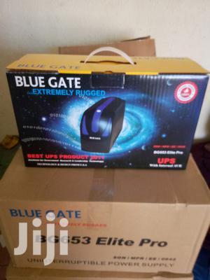Blue Gate UPS 653va Elite Pro | Computer Hardware for sale in Lagos State, Ikeja