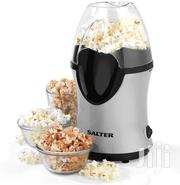Salter Healthy Electric Hot Air Popcorn Maker, 1200 W, Black/Grey | Kitchen Appliances for sale in Lagos State, Lekki Phase 2