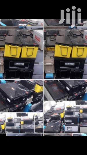 Buyer Inverter/Scrap Condemn Battery Yaba Lagos   Solar Energy for sale in Lagos State, Yaba