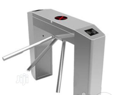 Waist Height Tripod Turnstile Access Control Gate BY HIPHEN SOLUTIONS