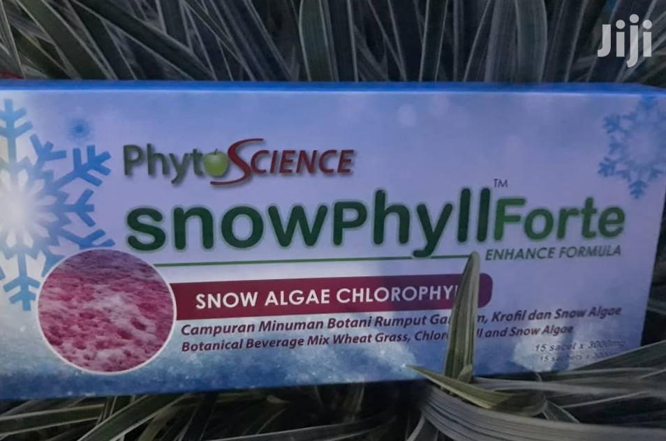 Snowphyll Forte (1 Pack - 15 Sachets) | Vitamins & Supplements for sale in Lekki Phase 1, Lagos State, Nigeria