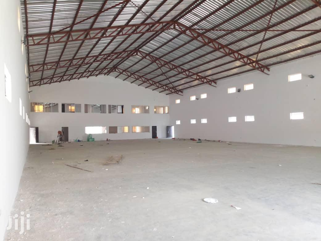 Warehouse With 3 Rooms Office Space on 2,000 Sqmts of Land for Sale