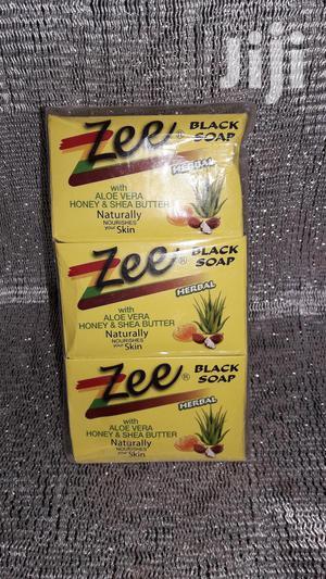 Zee Herbal Black Soap   Bath & Body for sale in Lagos State, Ikotun/Igando