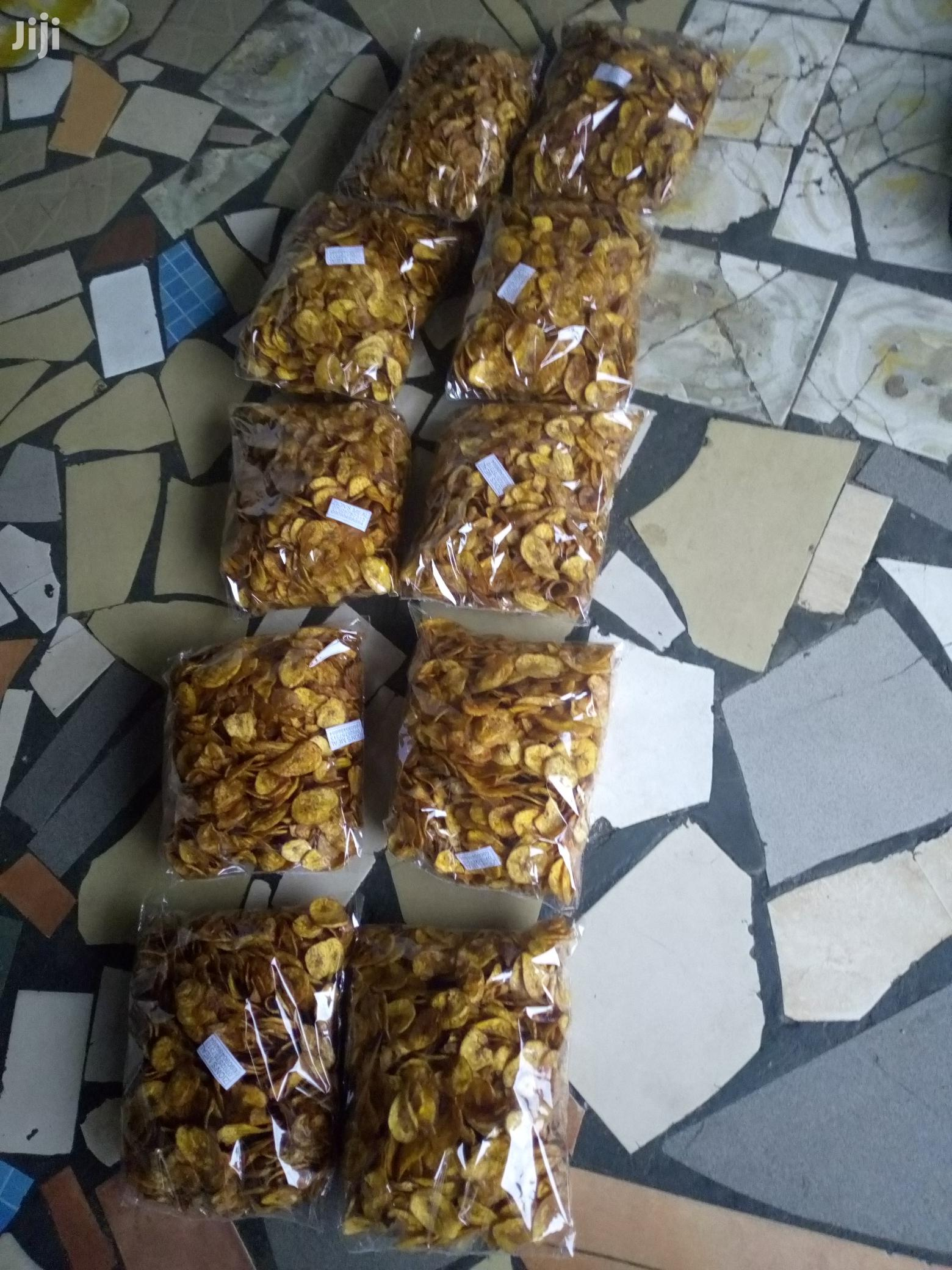 Zion Meal Plantain Chips