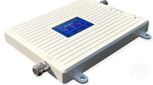 Tri Band 900 / 2100 / 2600 Booster Mobile Signal Booster By HIPHEN LTD | Networking Products for sale in Edo State, Benin City