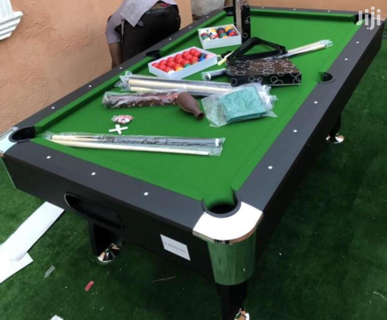 Snooker Board