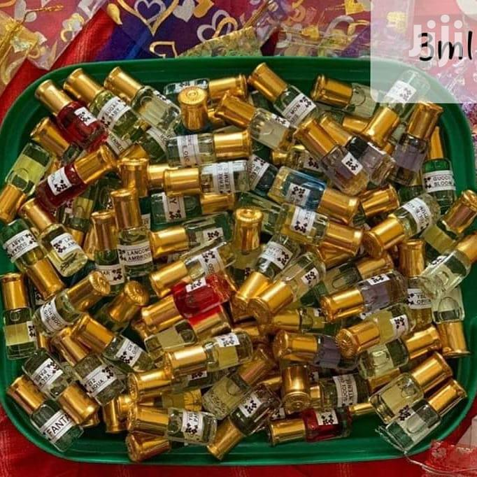 Archive: Undiluted Oil Perfume