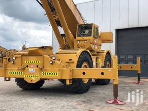 100tons Grove Crane Model RT9100 With LMI Systems 2001 | Heavy Equipment for sale in Lagos State, Surulere